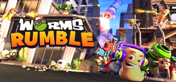 Worms Rumble Free Download Full Version Crack PC Game