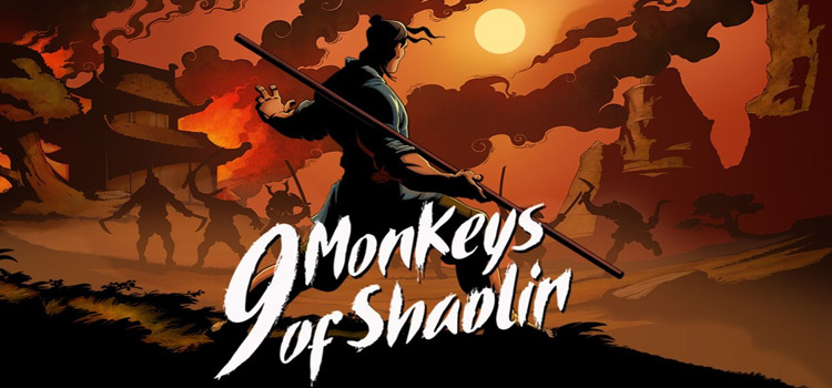 9 Monkeys Of Shaolin Free Download FULL PC Game