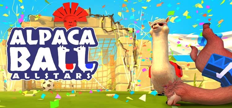 Alpaca Ball Allstars Free Download FULL Crack PC Game