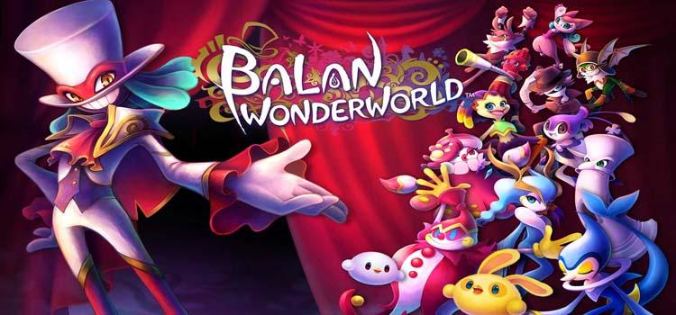 Balan Wonderworld Free Download FULL Version PC Game