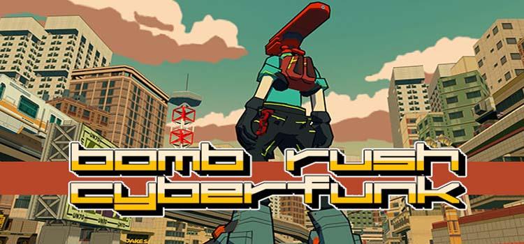 Bomb Rush Cyberfunk Free Download Full Crack PC Game