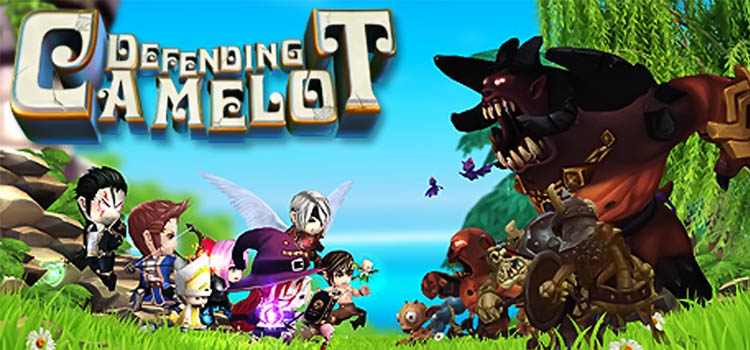 Defending Camelot Free Download FULL Version PC Game