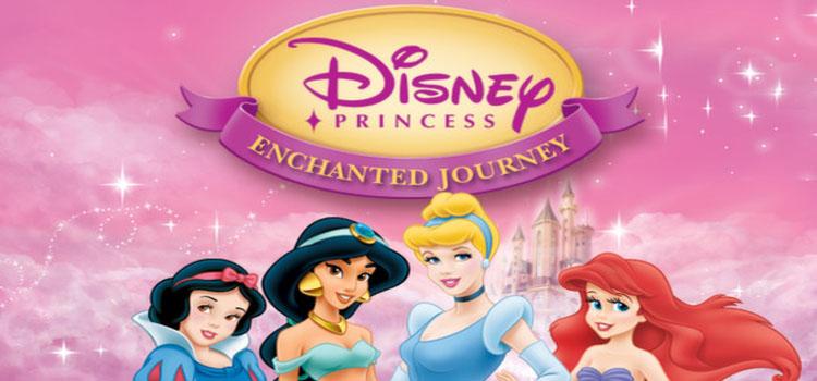 Disney Princess Enchanted Journey Free Download PC Game