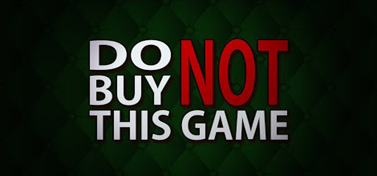 Do Not Buy This Game Free Download FULL PC Game