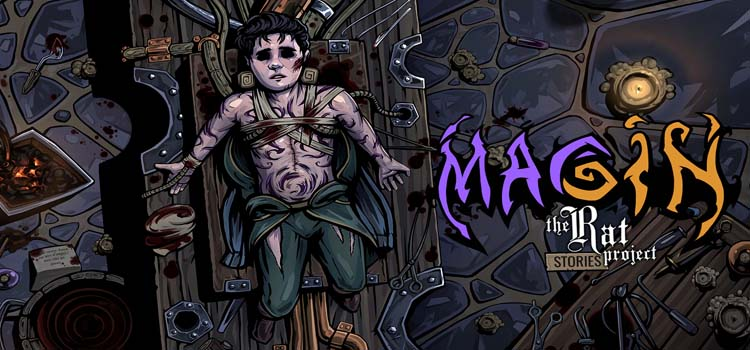 Magin The Rat Project Stories Free Download PC Game