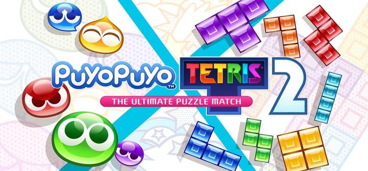 Puyo Puyo Tetris 2 Free Download Full Version PC Game