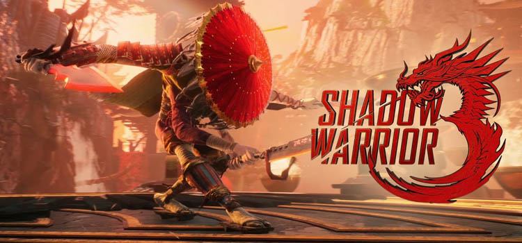 Shadow Warrior 3 Free Download FULL Version PC Game