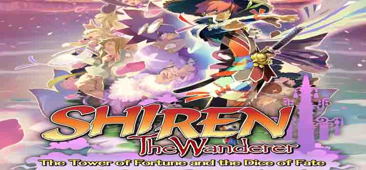 Shiren The Wanderer Free Download Full Crack PC Game