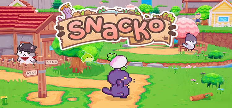 Snacko Free Download FULL Version Crack PC Game