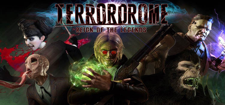Terrordrome Reign Of The Legends Free Download PC Game