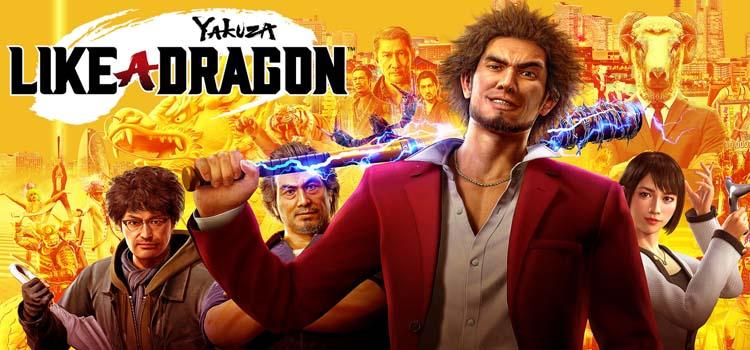 Yakuza Like A Dragon Free Download FULL PC Game