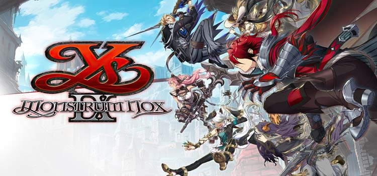 Ys IX Monstrum Nox Free Download Full Version PC Game