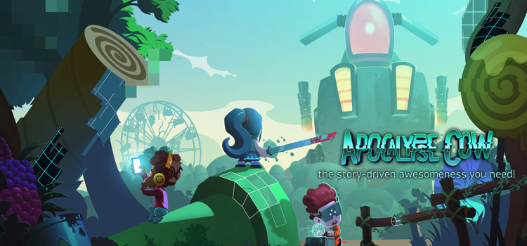 Apocalypse Cow Free Download FULL Version PC Game