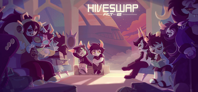 HIVESWAP Act 2 Free Download FULL Version PC Game