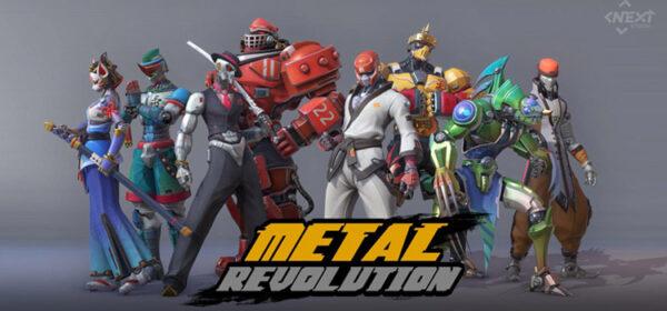 Metal Revolution Free Download FULL Version PC Game