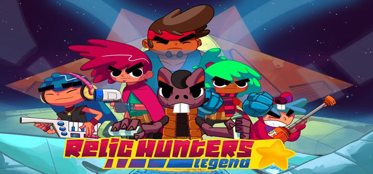 Relic Hunters Legend Free Download FULL PC Game