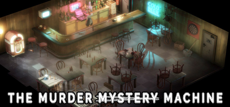 The Murder Mystery Machine Free Download PC Game