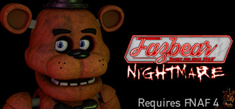 Fazbear Nightmare Free Download FULL PC Game