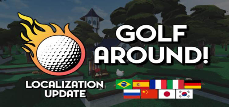 Golf Around Free Download FULL Version PC Game