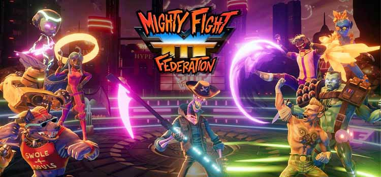 Mighty Fight Federation Free Download FULL PC Game