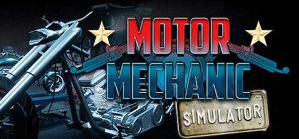 Motorcycle Mechanic Simulator 2021 Free Download
