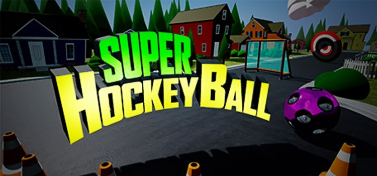 Super Hockey Ball Free Download FULL PC Game