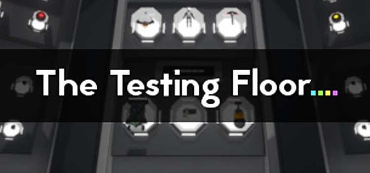 The Testing Floor Free Download FULL Version PC Game