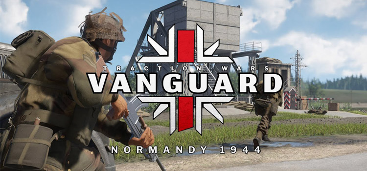 Vanguard Normandy 1944 Free Download FULL PC Game