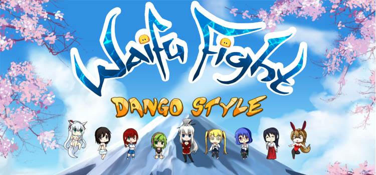Waifu Fight Dango Style Free Download PC Game