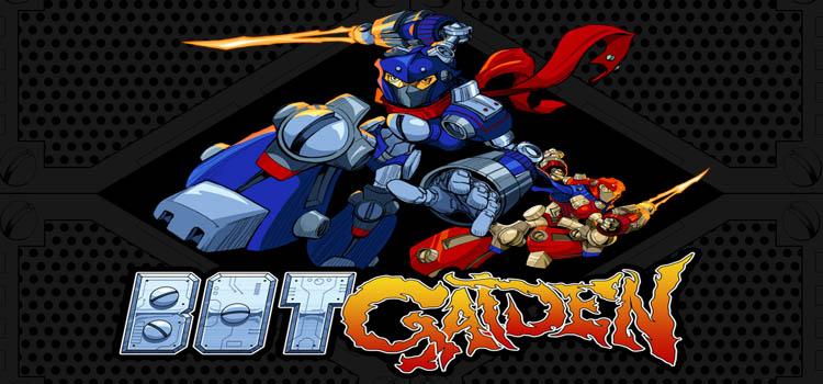 Bot Gaiden Free Download FULL Version PC Game