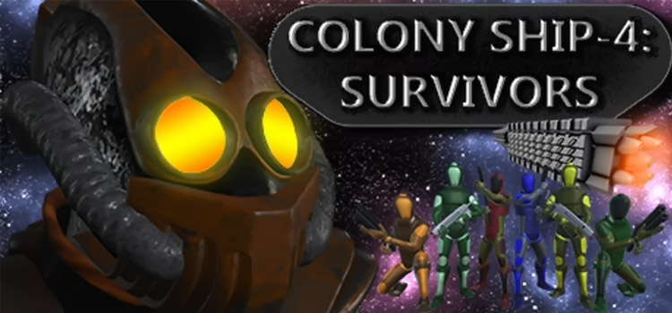 ColonyShip-4 Survivors Free Download FULL PC Game