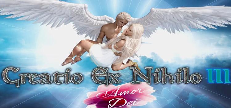 Creatio Ex Nihilo III Amor Dei Free Download Game