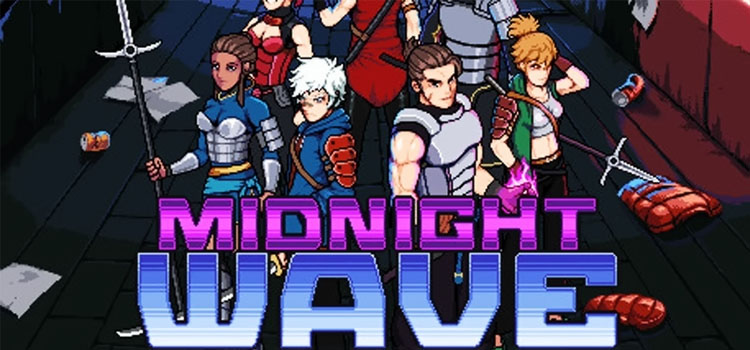 Midnight Wave Free Download FULL Version PC Game