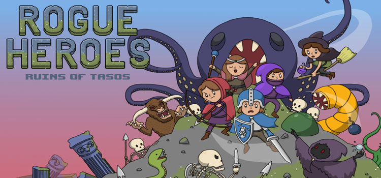Rogue Heroes Free Download Ruins Of Tasos PC Game