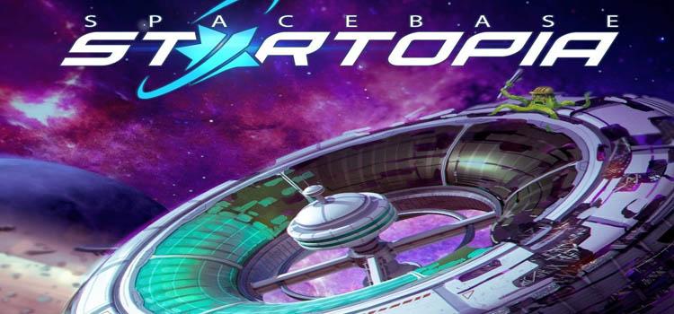 Spacebase Startopia Free Download FULL PC Game