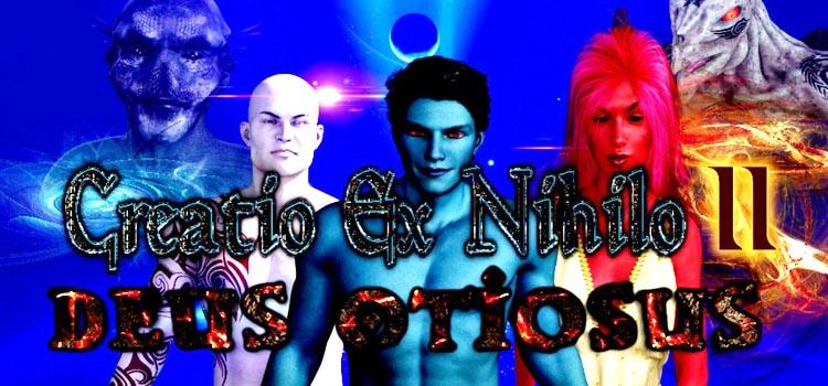 Creatio Ex Nihilo 2 Deus Otiosus Free Download Game