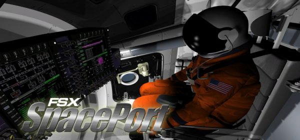 FSX SpacePort Free Download FULL Version PC Game
