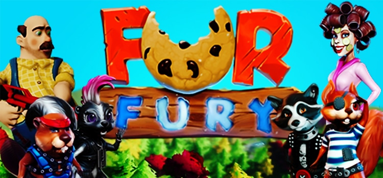 Fur Fury Free Download FULL Version Crack PC Game