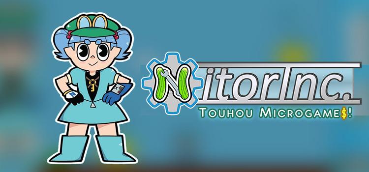 NitorInc Free Download Touhou Microgames PC Game