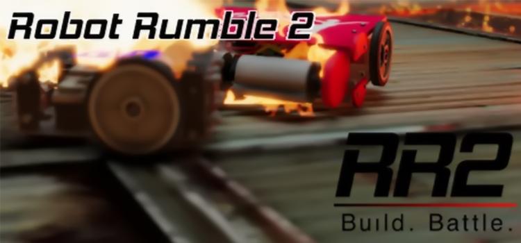 Robot Rumble 2 Free Download FULL Version PC Game