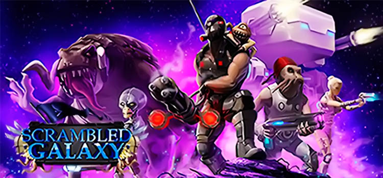 Scrambled Galaxy Free Download FULL PC Game