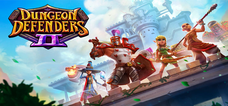 Dungeon Defenders 2 Free Download FULL PC Game