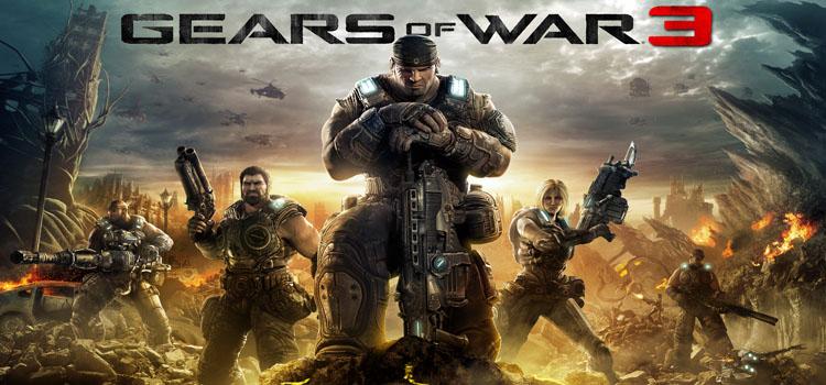 Gears Of War 3 Free Download FULL Version Game