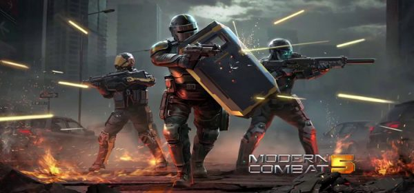 Modern Combat 5 Free Download FULL PC Game