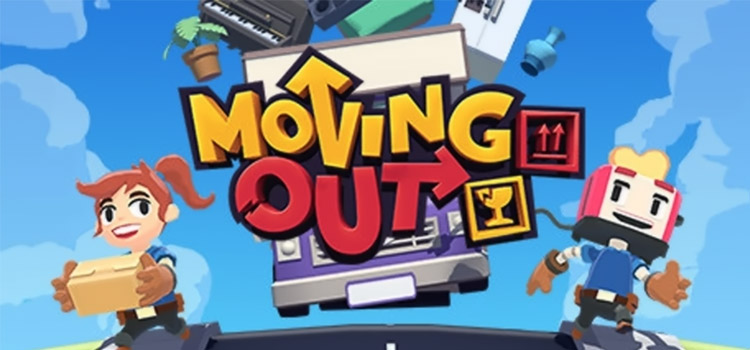 Moving Out Free Download FULL Version PC Game