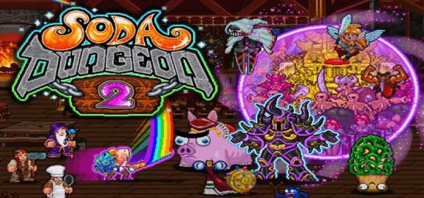 Soda Dungeon 2 Free Download FULL Version Game