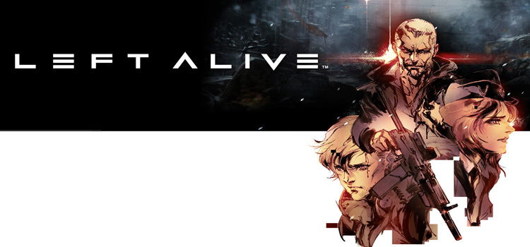 LEFT ALIVE Free Download FULL Version PC Game