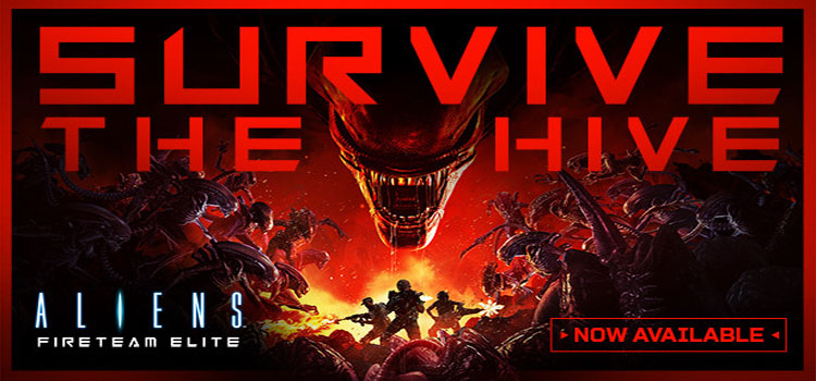 Aliens Fireteam Elite Free Download FULL PC Game