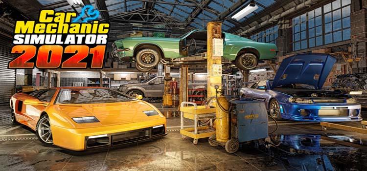 Car Mechanic Simulator 2021 Free Download PC Game