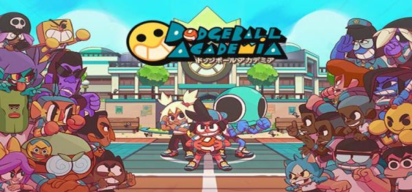 Dodgeball Academia Free Download FULL PC Game